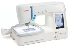 Janome Skyline S9 Sewing and Embroidery Machine - Refurbished
