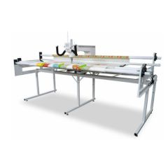 Janome Quilt Maker 18 with 8 Foot Metal Frame