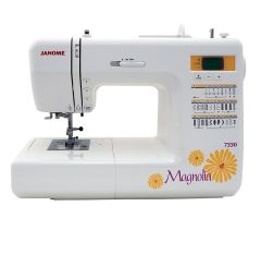 Janome 7330 Sewing Machine with Bonus Kit