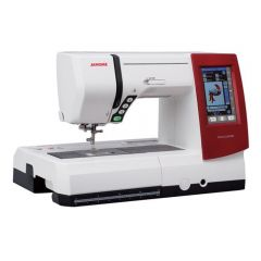 Janome Memory Craft 9900 Sewing & Embroidery Machine  NEW