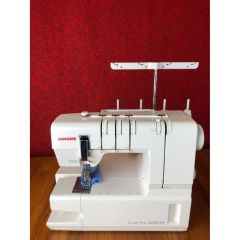 Janome Coverpro 2000CPX Cover Stitch Coverhem Serger Recent Trade