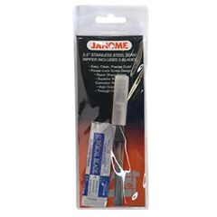 Janome 5.5 Inch Seam Ripper with 3 Replacement Blades