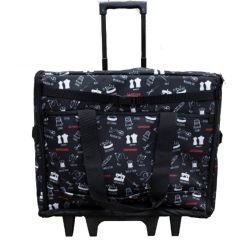 Janome Large Soft Roller Sewing Machine Case
