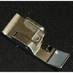 Janome Narrow Zipper Foot for Snap on Front Loading 5mm and Top Drop In 7mm Models