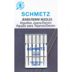 Schmetz Denim Jeans Sewing Machine Needles