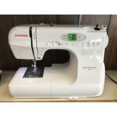 Janome Jem Platinum 760 Sewing Machine Recent Trade