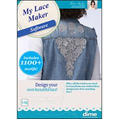 DIME My Lace Maker Software