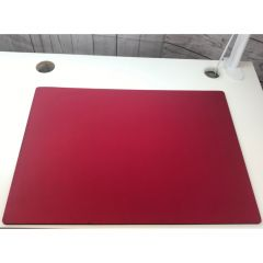 Ken's Sewing Center Sewing Machine Mat in Red