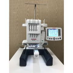 Janome MB-4Se Commercial Embroidery Machine