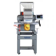Meistergram Gem1500TC Commercial Embroidery Machine