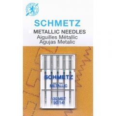 Schmetz Metallic Sewing Machine Needles