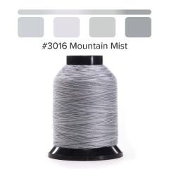 Grace Finesse Variegated Quilting Thread Mountain Mist #3016