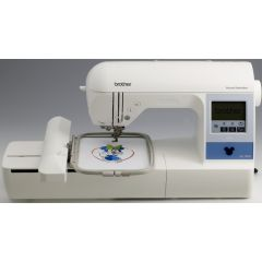 Brother PE780D Embroidery Machine Recent Trade
