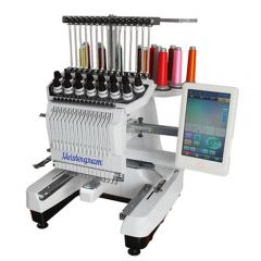 Meistergram PR1500 Commercial Embroidery Machine
