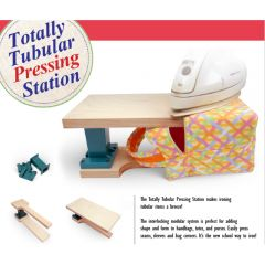 Totally Tubular Pressing Station by Designs in Machine Embroidery