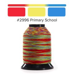 Grace Finesse Variegated Quilting Thread Primary School #2996