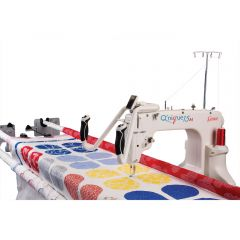 Grace 15M Longarm Quilting Machine with Qzone Queen Frame
