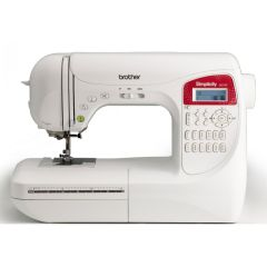 Brother Simplicity SB3129 Computerized Sewing Machine
