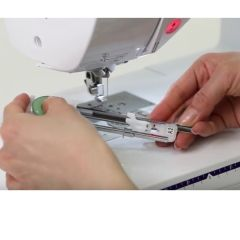 Brother SA111 Sewing Machine Binding ButtonHole Foot