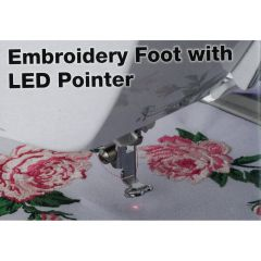 Brother SA207 Embroidery Positioning Marker with LED Light