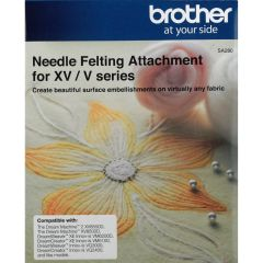 Brother SA280 Needle Felting Attachment for XV and V Series Sewing Machines