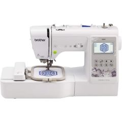 Brother SE600 Sewing and Embroidery Machine + Bonus Kit
