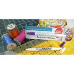 Quilter's Select Self Erase Marker
