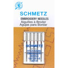 Schmetz Stick Nadel Embroidery Needles For Brother Baby Lock Commercial Machines