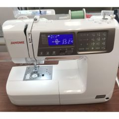 Janome 5300QDC-T Sewing and Quilting Machine Recent Trade