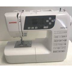 Janome 3160 QDC Sewing Machine Recent Trade