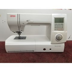 Janome Memory Craft 7700QCP Sewing Machine Recent Trade