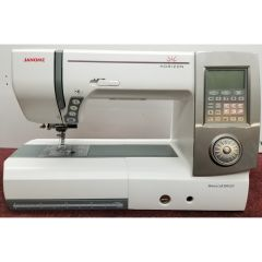 Janome Memory Craft 8900QCP Sewing Machine Recent Trade