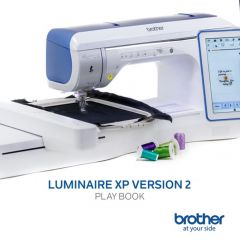 Brother SAXP2BOOK XP2 Playbook for Luminaire