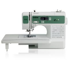 Brother XR3240 Computerized 140 Stitch Sewing Machine with Quilt Table Refurbished