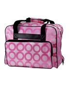 Janome Sewing Machine Tote in Pink