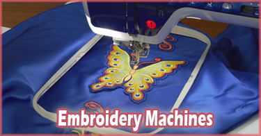 Shop Embroidery Machines
